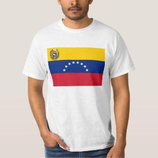 Venezuelan Flag - Flag of Venezuela - Bandera T-Shirt