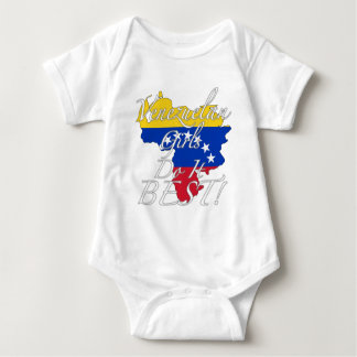 Venezuelan Girls Do It Best! Baby Bodysuit