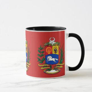 Venezuelan shield Red cup , mug
