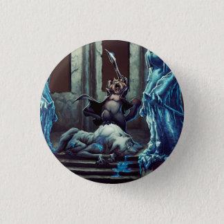 Vengeance 3 Cm Round Badge