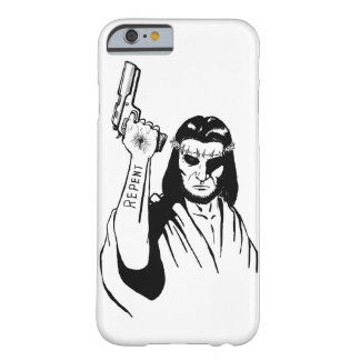 Vengeful Jesus Barely There iPhone 6 Case