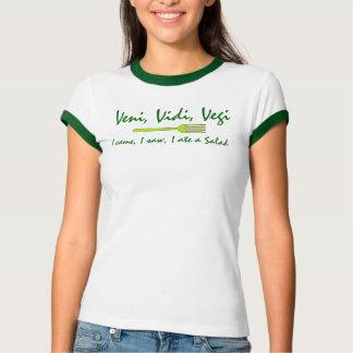 Veni, Vidi, Vegi T-Shirt