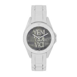 Veni Vidi Vici by Vetro Designs/Vetro Jewelry Wristwatch