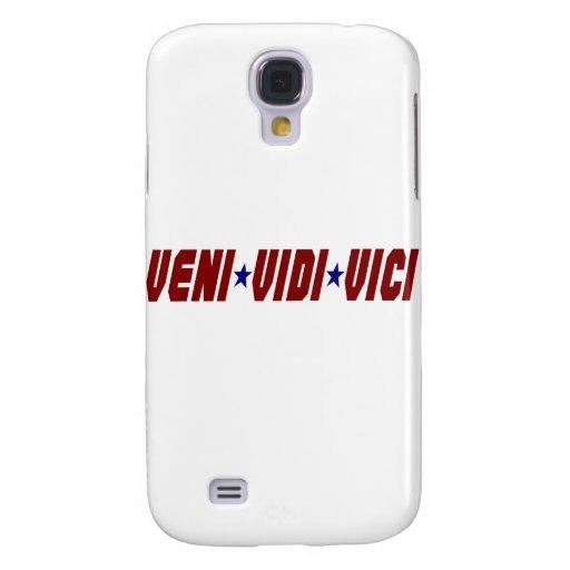 Veni Vidi Vici Galaxy S4 Covers