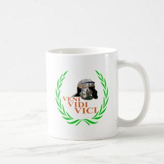 Veni Vidi Vici Coffee Mug
