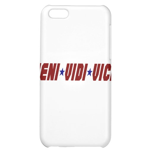 Veni Vidi Vici iPhone 5C Covers