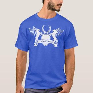Veni Vidi Vici Large Badge T-Shirt