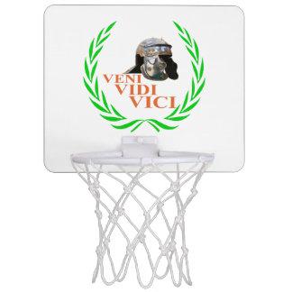 Veni Vidi Vici Mini Basketball Hoop