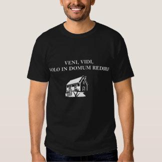 Veni, Vidi, Vici Parody Shirts