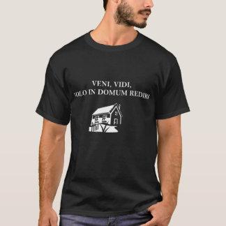 Veni, Vidi, Vici Parody T-Shirt