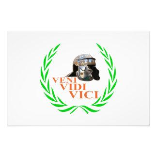 Veni Vidi Vici Photo Print