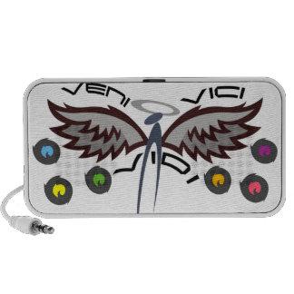 Veni Vidi Vici Portable Speakers