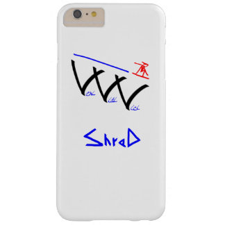 Veni vidi vici snowboarder barely there iPhone 6 plus case