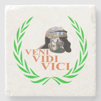 Veni Vidi Vici Stone Coaster