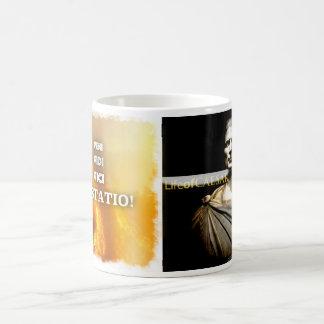 Veni Vidi Vici Vastatio! Coffee Mug