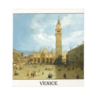 Venice 1720 notepad