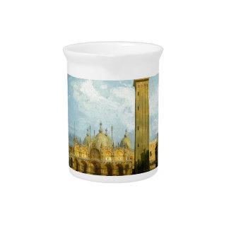 Venice 1720 pitcher