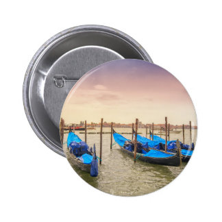 Venice 6 Cm Round Badge