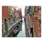 Venice Alleyway Art Photo