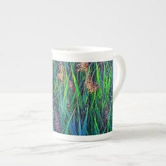 Venice At Home Mug - Tessera Grasses Bone China Mug