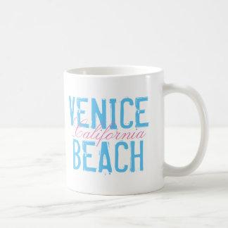 Venice Beach California Basic White Mug