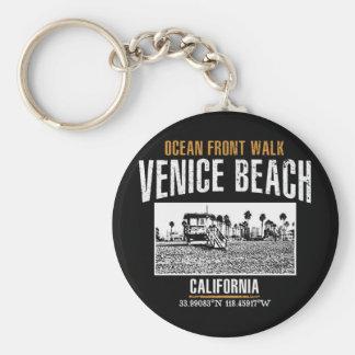 Venice Beach Key Ring