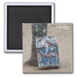 Venice Beach Magnet! Square Magnet