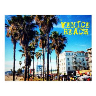VENICE BEACH POSTCARD