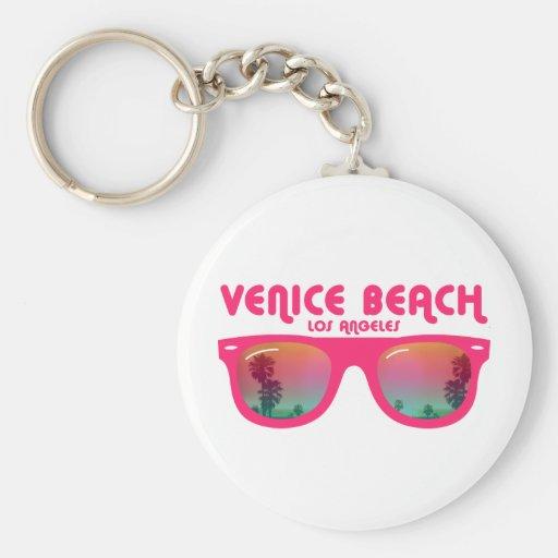 Venice Beach sunglasses Keychain