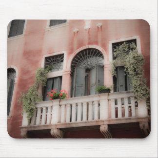 Venice Building Mouse Pad