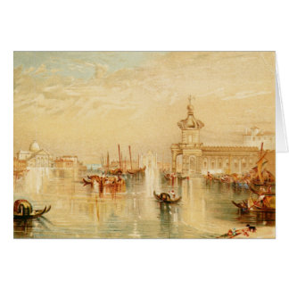 Venice by Turner Card