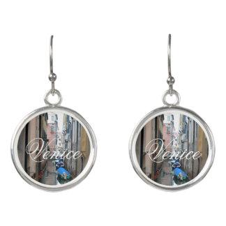 Venice canal earrings
