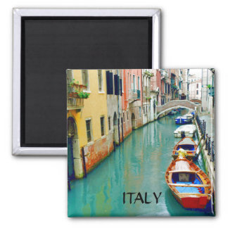 VENICE CANAL ITALY REFRIGERATOR MAGNETS