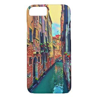 Venice Canal Jewel Tone iPhone 8/7 Case