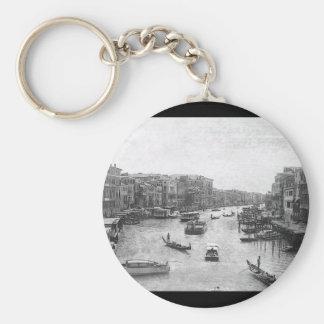 Venice Canal Keychains