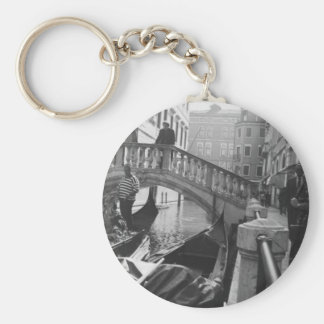 Venice Canals Key Chain