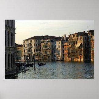 Venice Channels Print