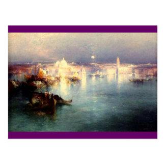 Venice from San Giorgio Postcard