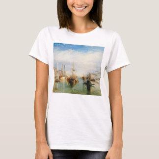 Venice, from the Porch of Madonna della Salute T-Shirt
