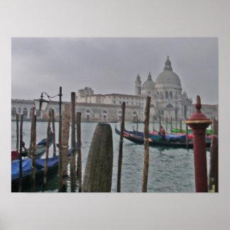 Venice Gondolas Posters