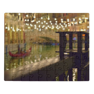 Venice Grand Canal in McKinley Jigsaw Puzzle