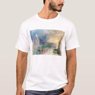 Venice: Grand Canal with Santa Maria della Salute T-Shirt