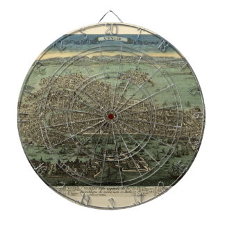 Venice Italy 1798 Dartboard