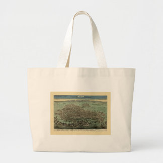 Venice Italy 1798 Large Tote Bag