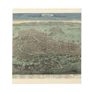 Venice Italy 1798 Notepad