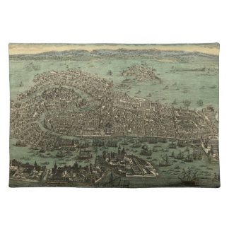 Venice Italy 1798 Placemat