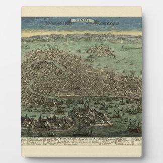 Venice Italy 1798 Plaque