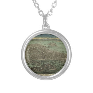 Venice Italy 1798 Silver Plated Necklace