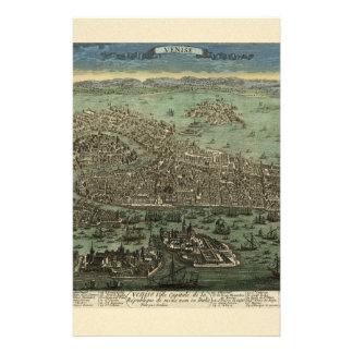 Venice Italy 1798 Stationery
