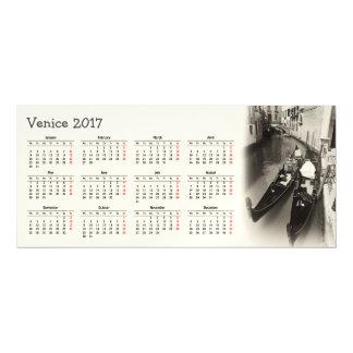 Venice, Italy 2017 calendar Magnetic Card